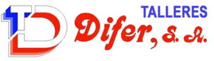 Logo y enlace a web de Talleres Difer SA